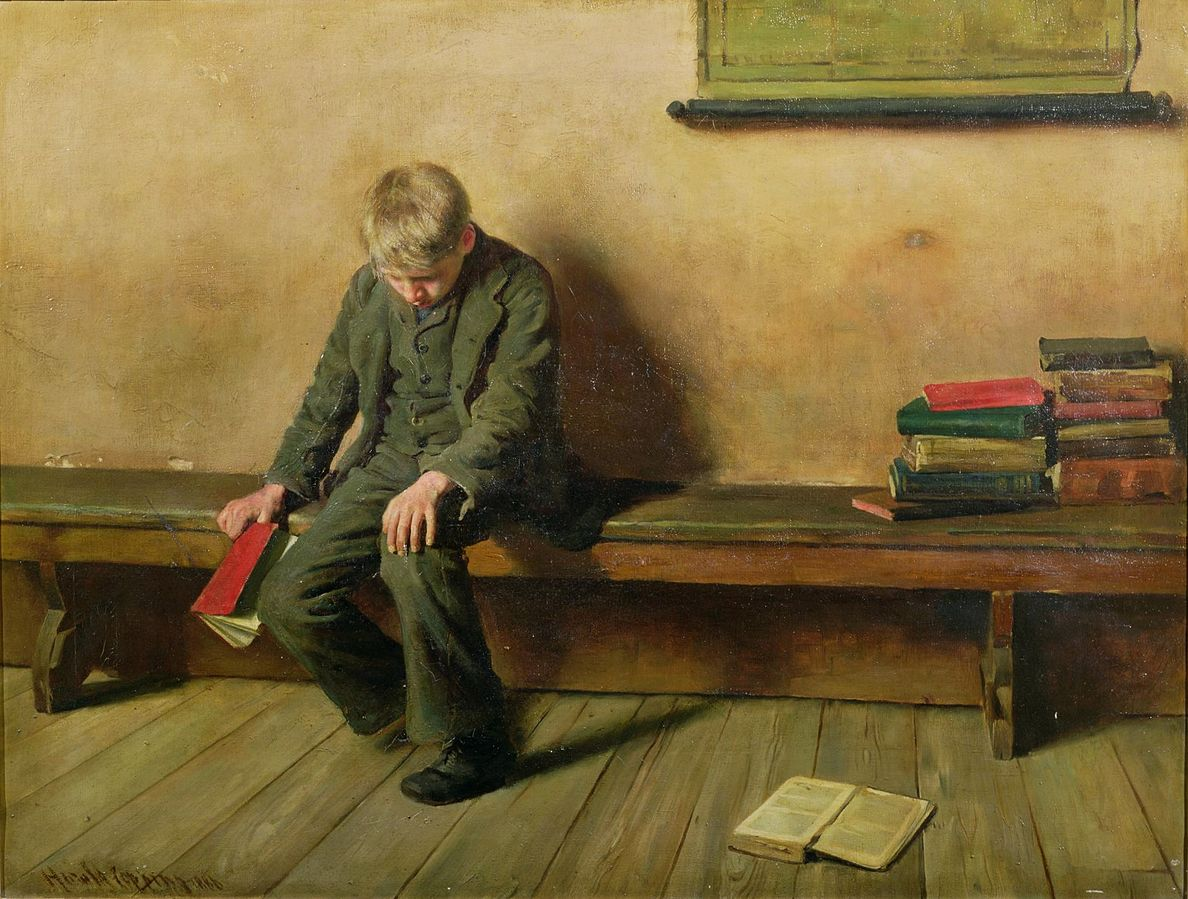 Reading, writing, and… resentment?