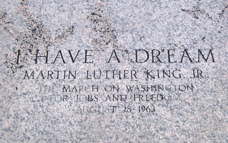 I Have a Dream – Outdated and Unrepresentative?