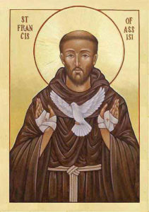 """If you have men who will exclude any of God's creatures from the shelter of compassion and pity, you will have men who will deal likewise with their fellow men."" --St. Francis of Assisi"