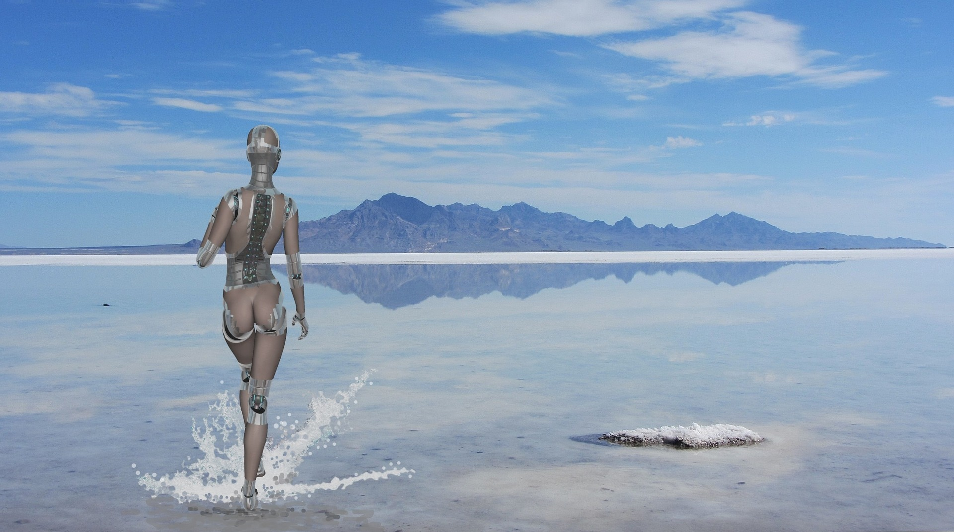 Gender flipping disposable male characters