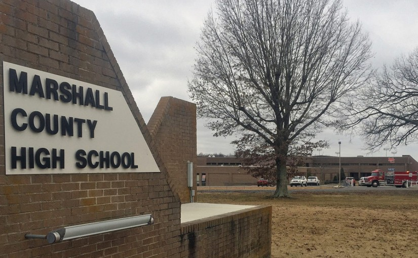 Breaking the Narrative Episode 74: Hitting Close to Home. On the Marshall County High School Tragedy.